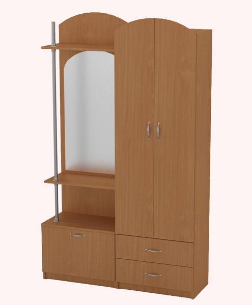 Прихожая «Валентина», производитель мебельная фабрика Компанит