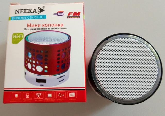 Bluetooth-колонка Neeka NK-BT55
