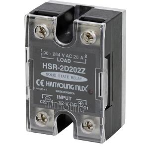 HSR-2D502 (50 А) low