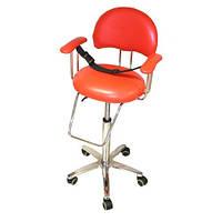 Парикмахерское кресло для детей