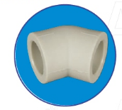 Колено  45*40 ASG-Plast