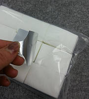 Безворсовые салфетки nail polish remover pads 700 шт