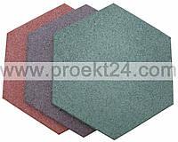 Резиновая плитка Eco Form 30мм