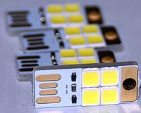 Мини USB светодиодные лампы для Power Bank,AC 0.5W
