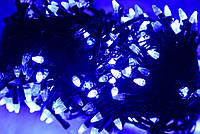 """Гирлянда 300 синих LED  диодов """"карандаш"""