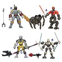 """Hasbro Разборная фигурка  с оружием вселенной """"Звездные войны"""" (В3666)"""