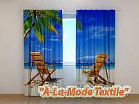 Фотошторы 3D Paradise 2