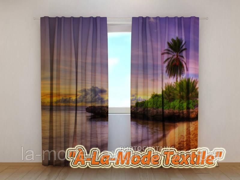 Фотошторы 3D Paradise 3