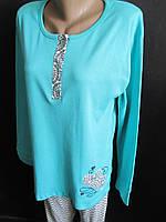 Турецкие пижамы большого размера.