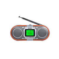 Радио DEGEN DE23 FM стерео DSP,mp3