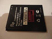Аккумулятор для телефон Fly IQ446 BL4019 б.у. оригинал
