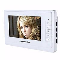 "Монитор видеодомофона  с 7"" LED дисплеем InterVision KCV-A374, фото 1"