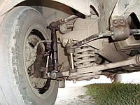 Восстановление передней подвески