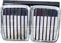 Решетка центральная ноздри BMW 3 (E30)