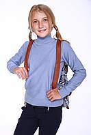 Джемпер на дівчинку Димчастий, фото 1