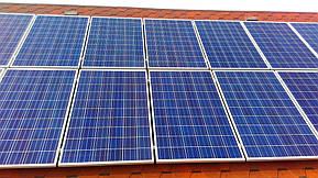 Монтаж и модернизация гибридной солнечной электростанции для частного дома под Зеленый тариф мощностью 5 кВт  5