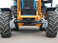 Восстановление переднего моста трактора