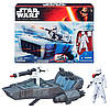 """Hasbro  Космический корабль вселенной  """"Звездные войны"""" класс II  9,5 см (В3672)"""