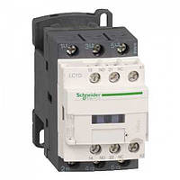 Контактор Schneider Electric LC1D38М7 3Р, 38A, НО+НЗ, 220V 50/60 Гц