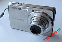 Фотоаппарат Casio Exilim EX-S770 Silver 7,2mp