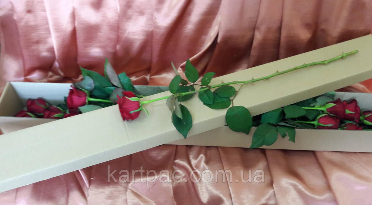 Упаковка для квітів 1000*100*100