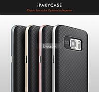 Чехол бампер Ipaky для Samsung Galaxy S6 (4 цвета)