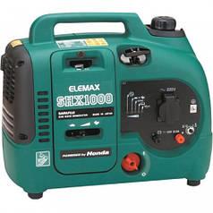 Генератор бензиновый инверторный ELEMAX SHX1000 (1 кВт)