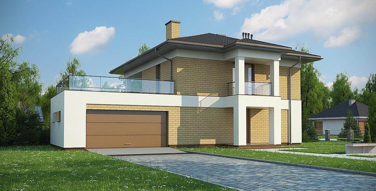Проект Дома № 2,30