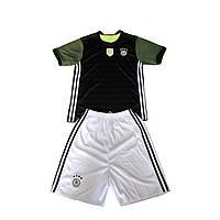Детская футбольная форма сборной Германии CO-3900-GR-1
