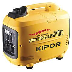 Генератор инверторный KIPOR IG2000S (2 кВт)