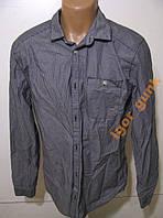 Рубашка H&M DIVIDED, L, COTTON, ОРИГИНАЛ!
