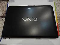 Крышка матрицы   для ноутбука sony sve111b11v