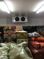 Холодильные камеры приемки и распределения товара.