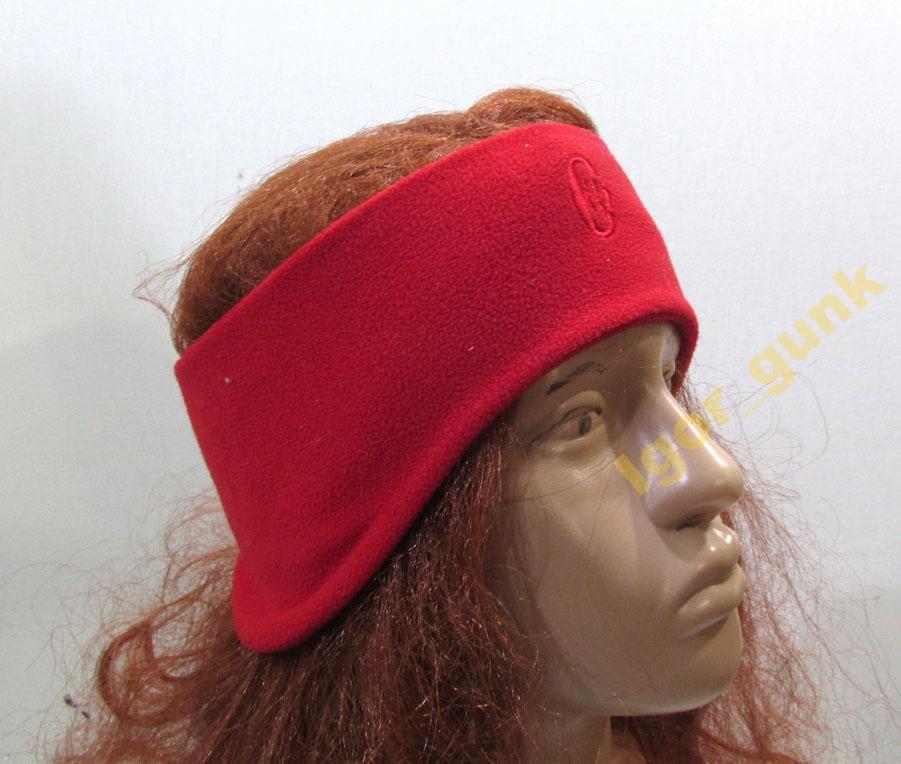 Повязка флисовая на голову, CONTE OF FLORENCE