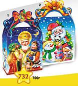 Упаковка для подарков ко дню Святого Николая