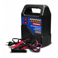 Автомобильное зарядное устройство AC01, 6В/12В, 4/6/8A Technics (52-290) шт.