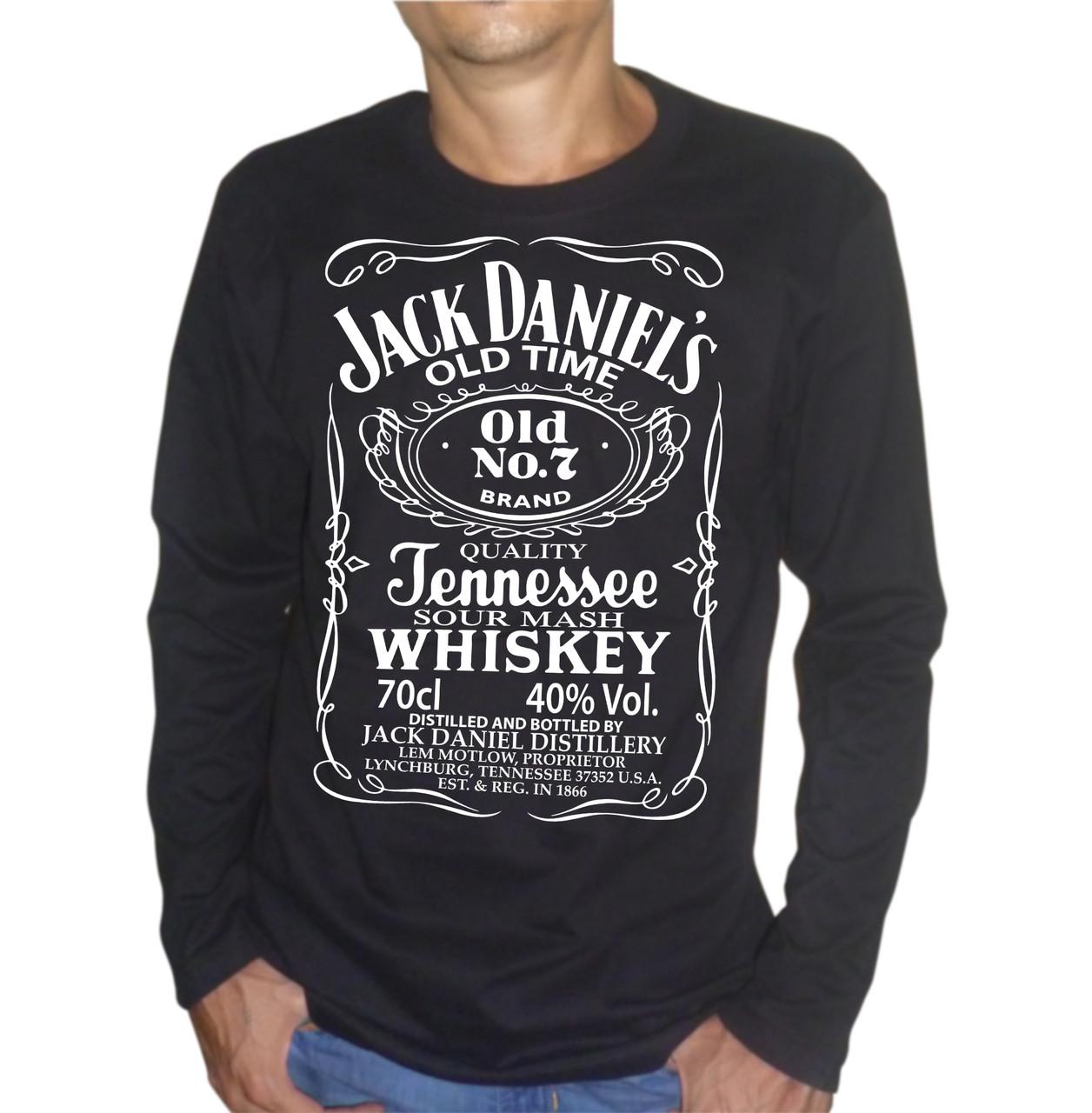 """Мужская футболка """"Jack Daniels"""""""