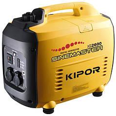 Генератор инверторный KIPOR IG2600 (2.6 кВт)