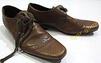 Туфли CLAUDIO CONTI, 6, 23.5 см, КОЖА!