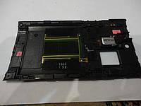 Средняя часть с динамиком  Sony Xperia SL LT26ii