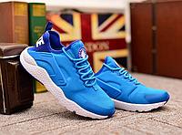 Женские кроссовки Найк Air Huarache Ultra Blue