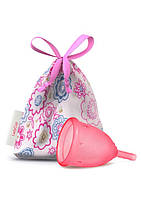 Менструальная чаша LadyCup Sweet strawberry L (Чехия)