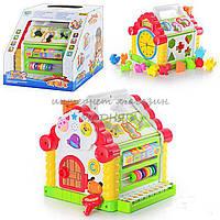 Развивающая игра Теремок Joy Toy 9196