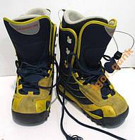 Ботинки для сноуборда SALAMON 39, ХОР СОСТ!