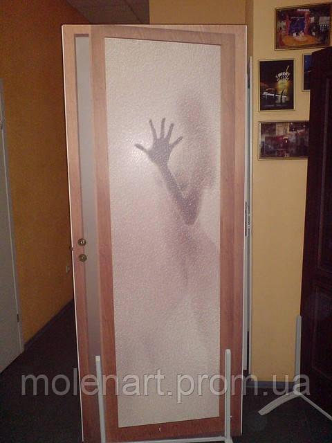 Фрески  декорирование дверей