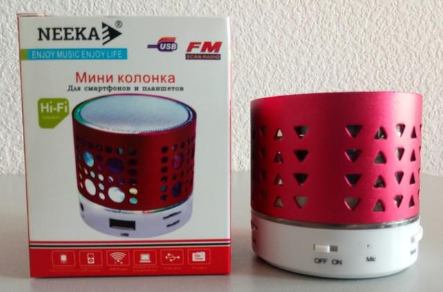 Bluetooth-колонка Neeka NK-BT56