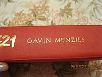 Книга на  английском языке  GAVIN MENZIES