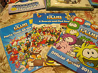Книга На английском языке CLUB PENGUIN  набор 3книги, фото 1