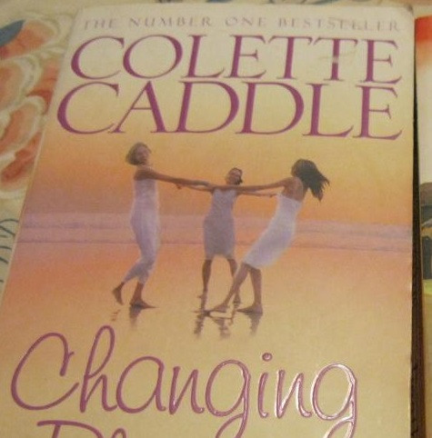 Книга на английском языке РОМАН CADDLE COLETTE