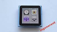 Apple iPod nano 6Gen 8GB Blue Оригинал!